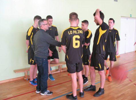 Licealiada w koszykówce chłopców 2018