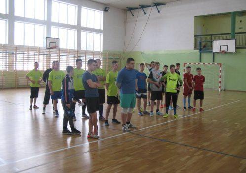 Futsal – Wyniki spotkań grupy B