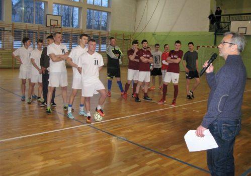 Futsal – Wyniki spotkań grupy A