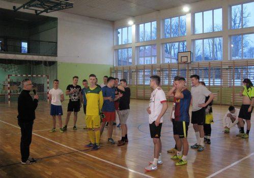 Futsal – Wyniki spotkań grupy C