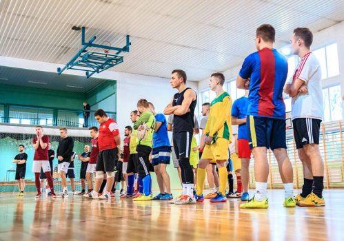 Futsal – finał
