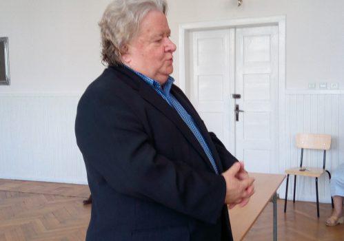 Spotkanie z krytykiem literackim Waldemarem Smaszczem