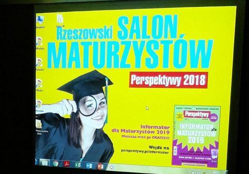 Salon maturzystów 2018