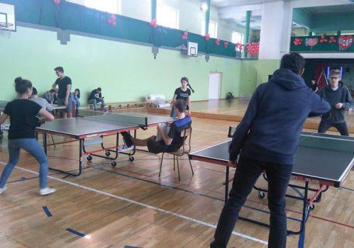 Mistrzostwa LO w tenisie stołowym