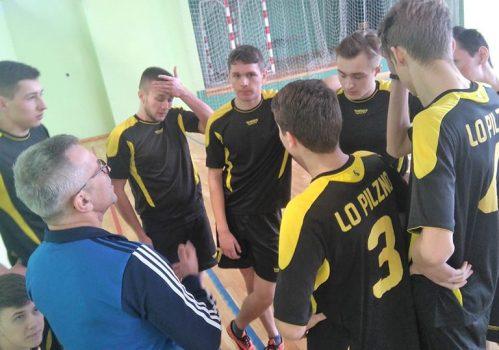 Powiatowa Licealiada w koszykówce