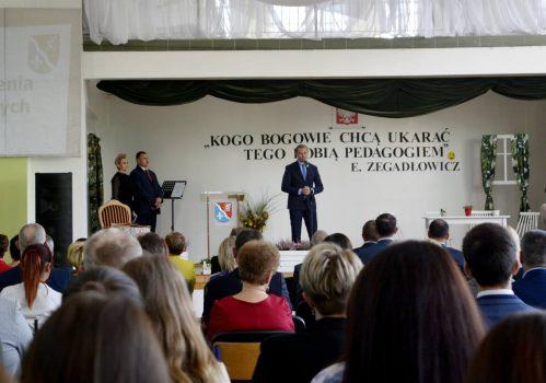 Powiatowe obchody Dnia Edukacji Narodowej – fotorelacja