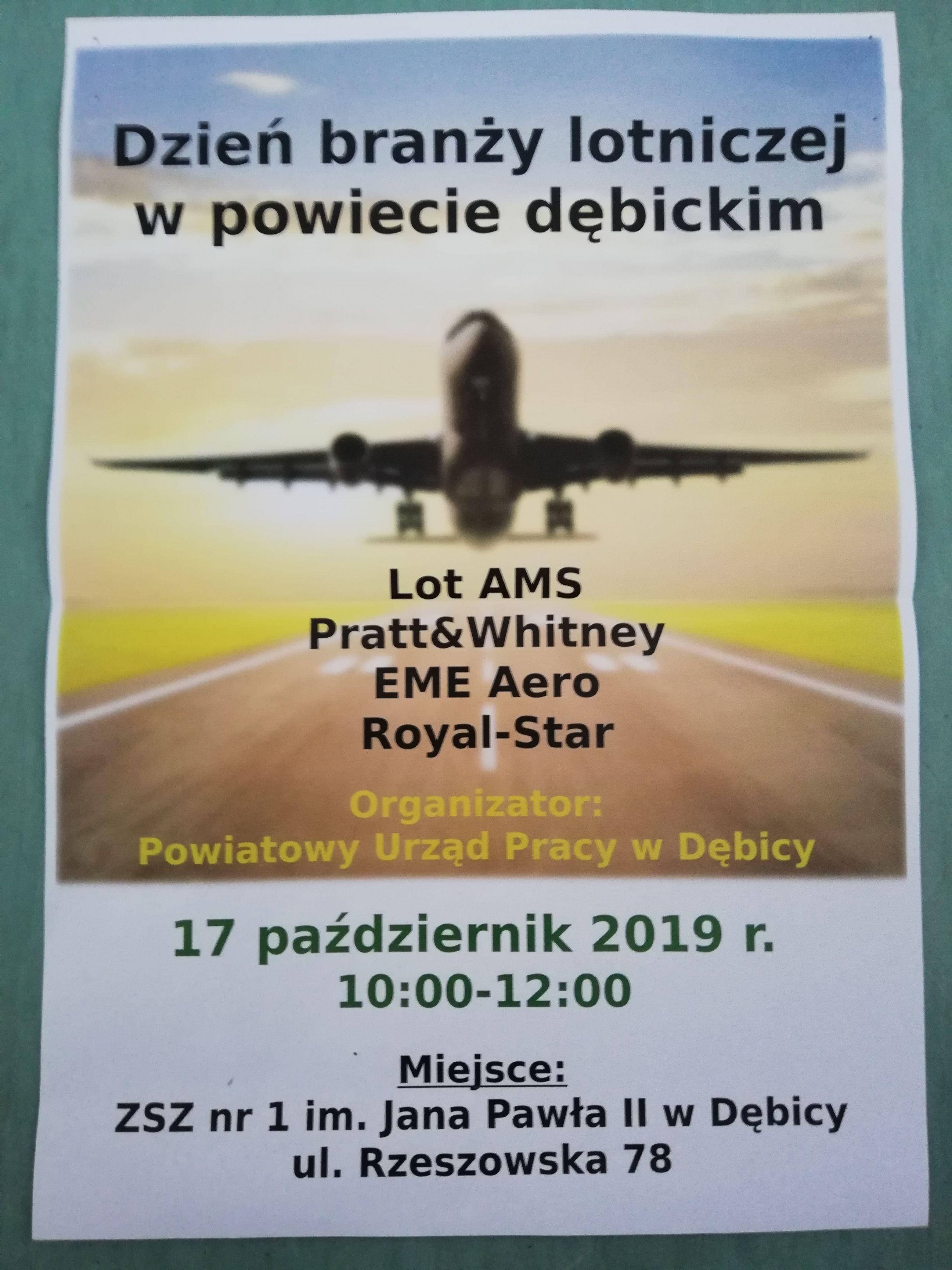Dzień branży lotniczej