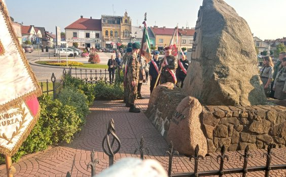 Petrycy oddał hołd bohaterom Armii Krajowej