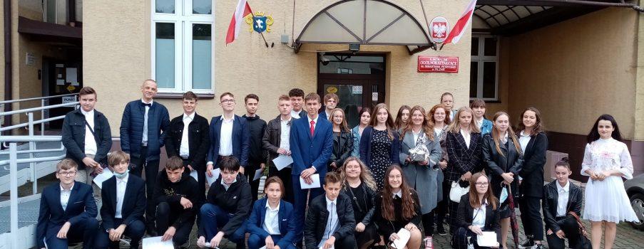 Serdecznie witamy uczniów klasy I w Petrycym!